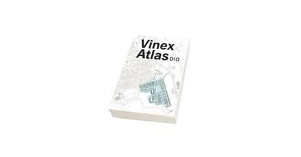 Hoofdprijs voor Vinex Atlas
