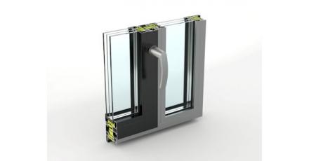 Hoogwaardig raam- en deursysteem