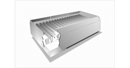 Hybride ventilatiesysteem voor effectieve afvoer lasrook