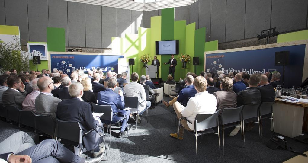 Icoonprojecten van gezonde verstedelijking op Duurzaam Gebouwd TALKS