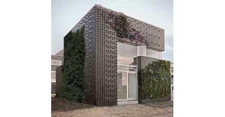 IJburg huis van Marc Koehler Architects