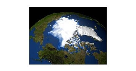 IJskap Noordpool kleiner dan ooit