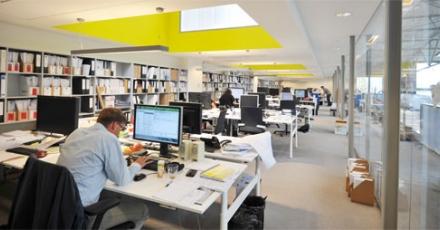 IMd bouwt eigen kantoor in mega-spouw