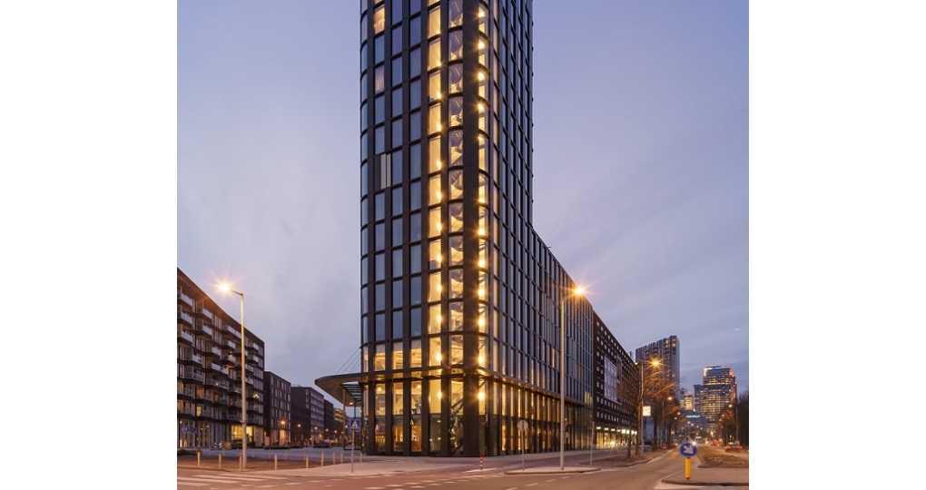 In QO Amsterdam komen circulariteit, duurzaamheid en 'goed leven' samen