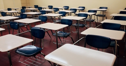 Infraroodverwarming als alternatief voor schoolverwarming