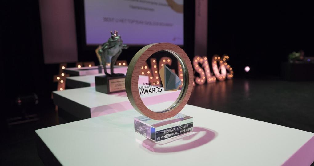 Inschrijfdeadline nadert voor Duurzaam Bouwen Awards