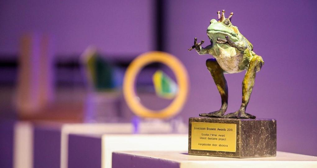 Inschrijving geopend voor Duurzaam Bouwen Awards 2019