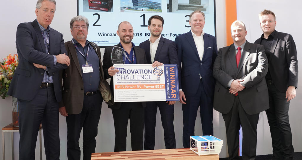 Innovation Award beloont betekenis