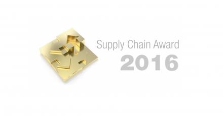 Inschrijvingen Supply Chain Award 2016 geopend