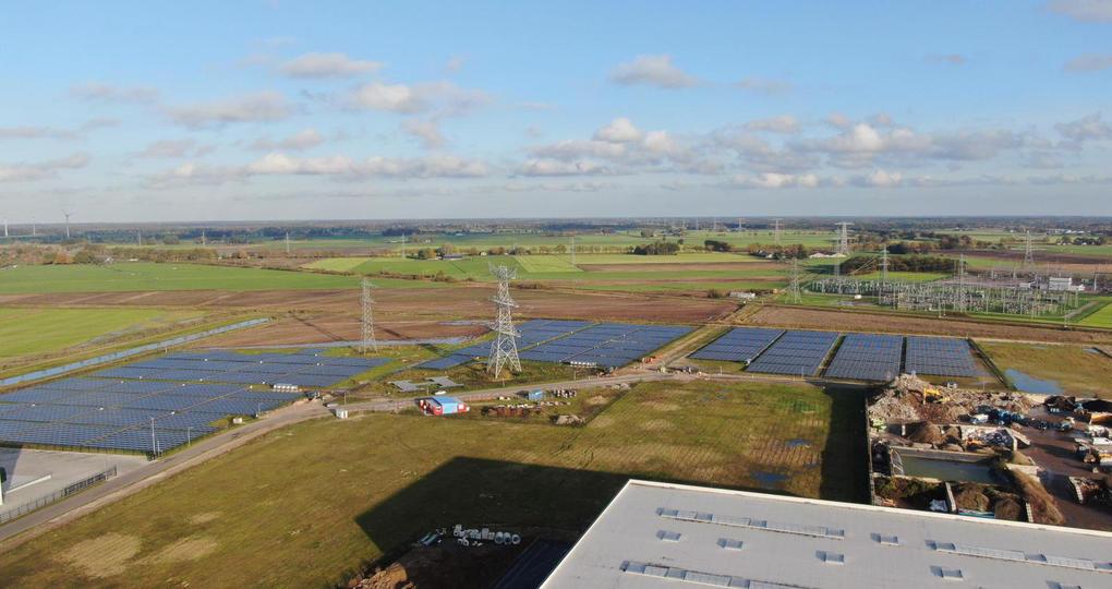 Inspiratiepaviljoen Zwolle bestaat voor 90% uit gerecycled materiaal