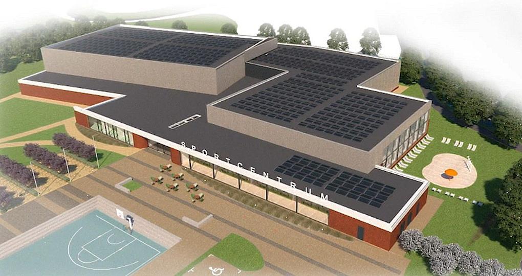 Investering duurzaam sportcomplex in Kapelle kan uit dankzij TCO