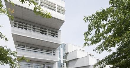 I/O-gebouw Leefbaarste Gebouw van Nederland