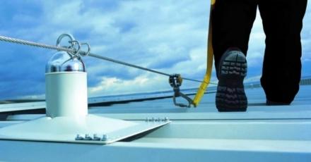 Jaarlijks onderhoud zorgt een veilige werksituatie op hoogte