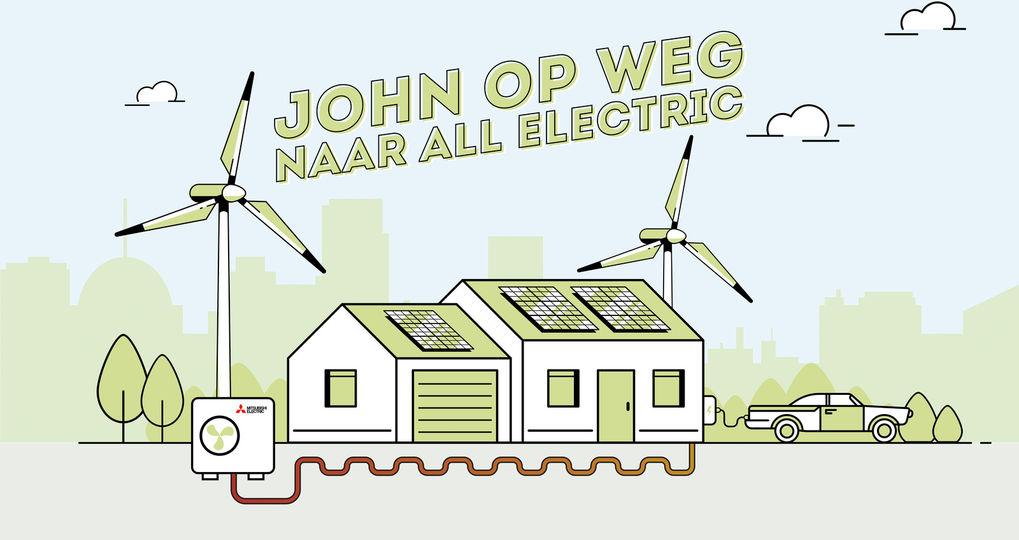 John Williams spreekt bewoners over all-electric wonen