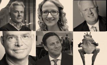 Jury De Gouden Kikker Award 2015 compleet