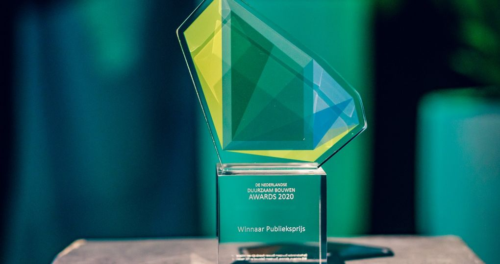 Jury spreekt zich uit over genomineerden Duurzaam Bouwen Awards
