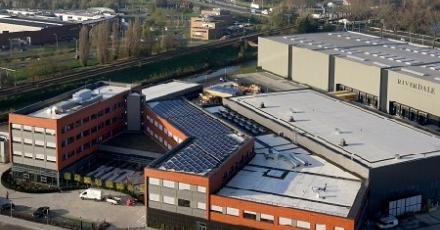 Kantoor- en industriegebouw streeft naar LEED