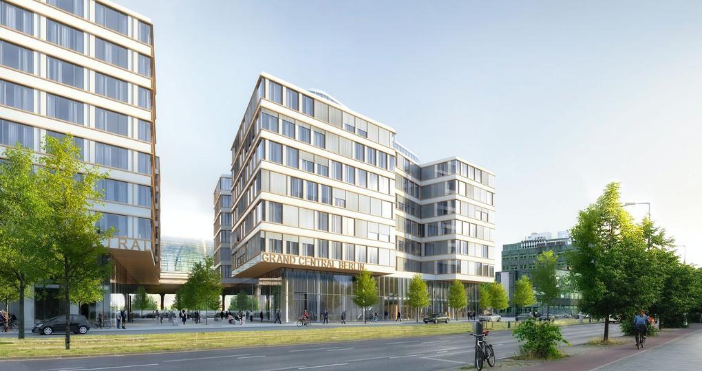 Kantoorgebouw wordt slimste gebouw van Duitsland