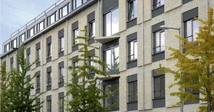 Kantoren transformeren naar 150 appartementen