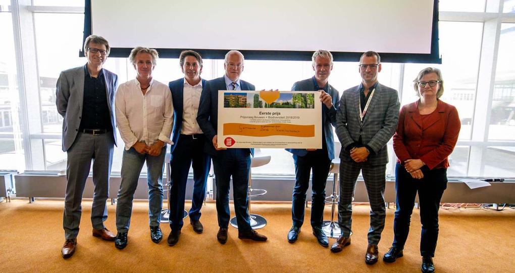 Kerckebosch Zeist wint prijsvraag Bouwen + Biodiversiteit