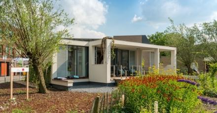 Kleine woningen bouwen voor alleenstaanden