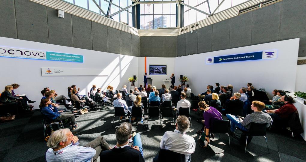 Klimaatoplossingen voor de energietransitie op Building Holland 2020