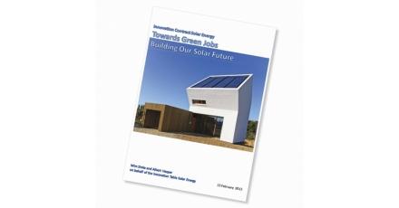Krachtenbundeling zonne-energie in Nederland