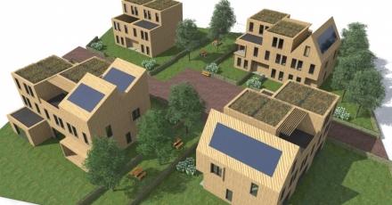 Krijgt Arnhem een ecowijk?
