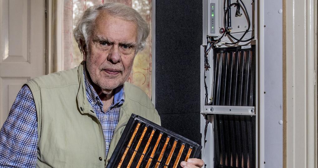 Kristinsson: 'Techniek is cruciaal bij de energietransitie'