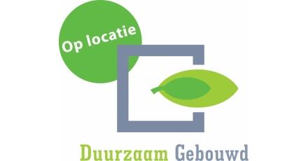 Laatste plaatsen Duurzaam Gebouwd op Locatie: Logistiek Vastgoed
