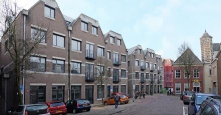 Leegstand in hartje 's-Hertogenbosch krijgt nieuwe functie