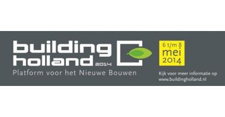Lijst Event Partners van Building Holland 2014 compleet