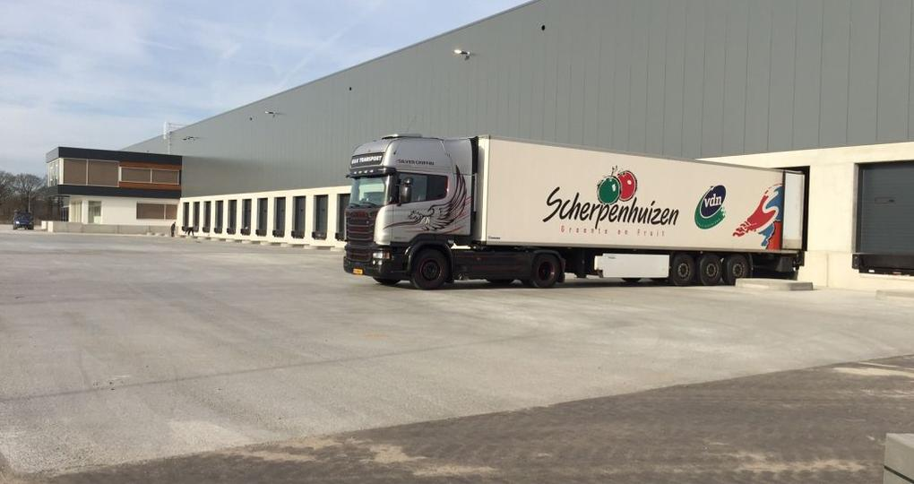 Logistiek centrum Eindhovense groente-exporteur 'Outstanding'