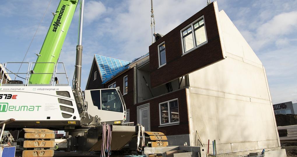 'Luchtdichtheid essentieel voor NOM-garantie MorgenWonen'