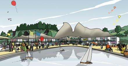 Mall Tilburg: onderzoek en referendum