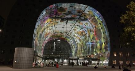 Markthal Rotterdam geeft bezoekers community-gevoel