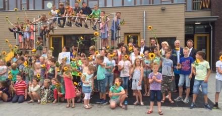Meest energiezuinige school staat in Oijen