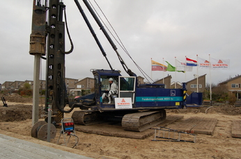 Meetwoning met innovaties in project Heerhugowaard