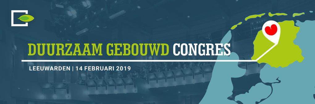 Met flinke korting op kennisplein Duurzaam Gebouwd Congres 2019