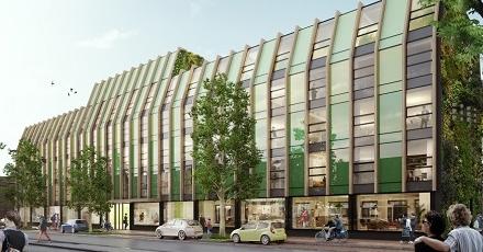 Metamorfose Belastingkantoor Roermond