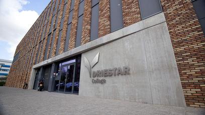 Multifunctionele nieuwbouw Driestar College