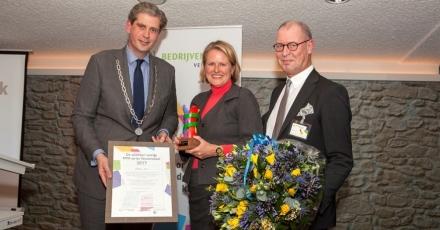 MVO-prijs Veenendaal 2017 gaat naar Duurzaam Gebouwd-partner