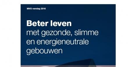 MVO-verslag: gezonde, slimme en energieneutrale gebouwen