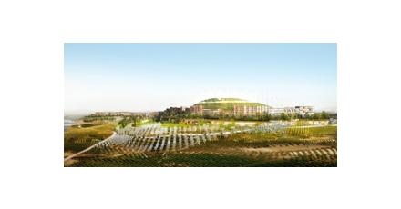 MVRDV's Eco-City, Logroño, Noord Spanje