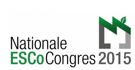 Nationale ESCo Congres 2015: Samen werken aan energie-efficiëntie