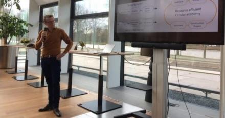 Nederland als proeftuin voor circulaire economie