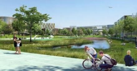 Nederlands team maakt eerste circulaire bedrijfspark