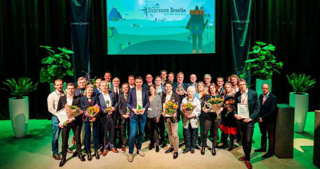 Nederlandse Duurzaam Bouwen Awards 2020 voor Triodos Bank en BSH 20 E
