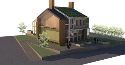 Nederlandse inzending strijdt mee in Solar Decathlon 2014