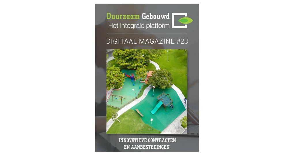 Nieuw: digimagazine Innovatieve Contracten en Aanbestedingen